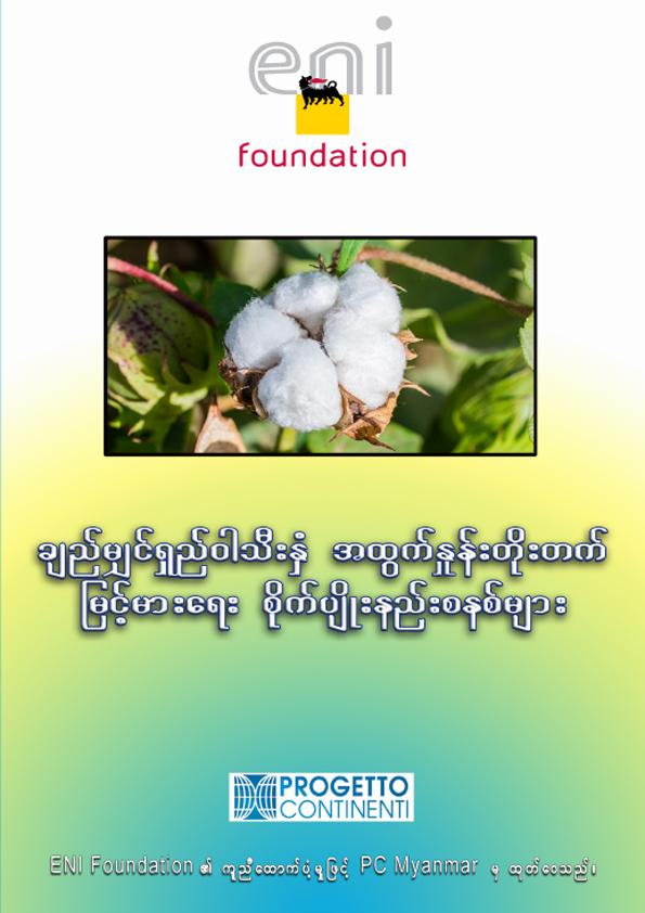 ချည်မျှင်ရှည်ဝါသီးနှံ အထွက်နှုန်းတိုးတက်မြင့်မားရေး စိုက်ပျိုးနည်းစနစ်များ