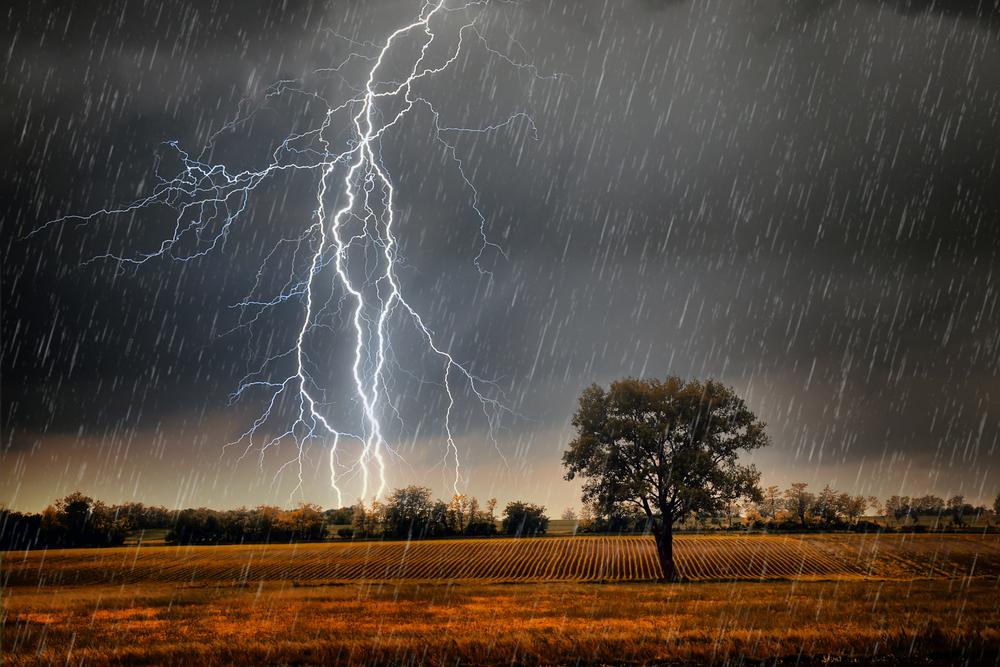 အလယ်ပိုင်းဒေသများတွင် ထစ်ချုန်းမည့်အခြေအနေများ ဆက်လက်ဖြစ်ပေါ်နေမည်