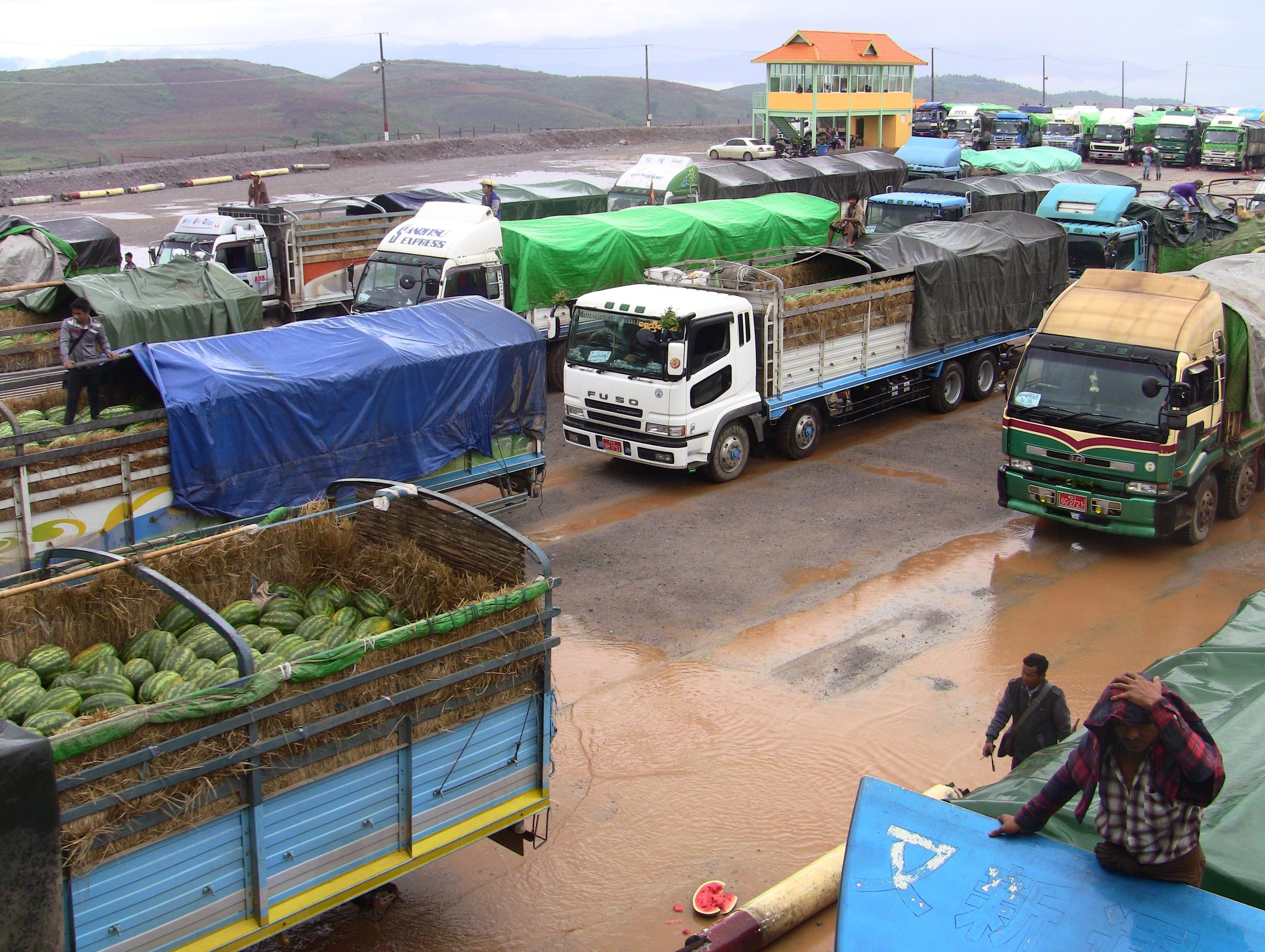 မောတောင် ကုန်သွယ်ရေးစခန်း (ယာယီ)ကို အမြဲတမ်းကုန်သွယ်ရေးစခန်းအဖြစ် အဆင့်မြှင့်တင်မည်