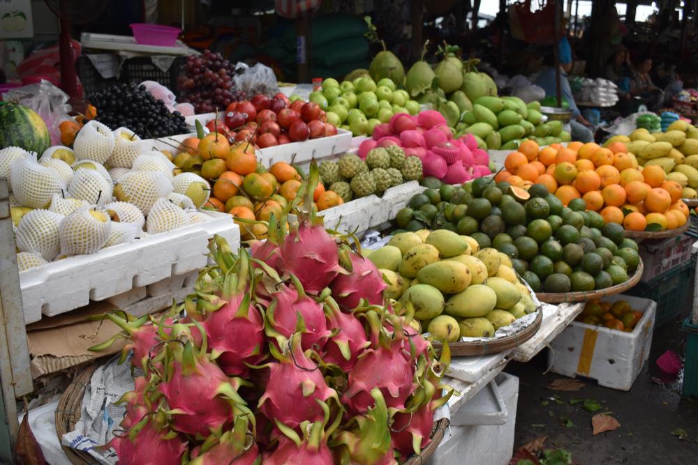 တရုတ်နိုင်ငံတောင်ပိုင်းက မြန်မာနိုင်ငံက သီးနှံများ ဝယ်ယူရန် ကမ်းလှမ်း